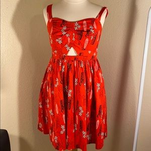 Disney Lilo and Stitch dress